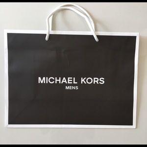 Michael kors Shopping paper Bags